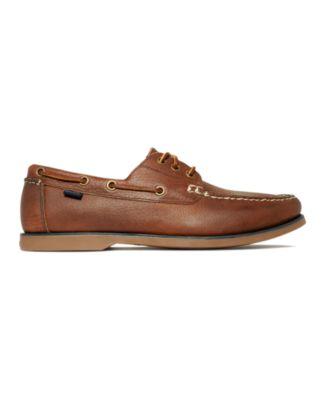 Polo Ralph Lauren Bienne Tumbled Leather Boat Shoes - All Men\u0027s Shoes - Men  - Macy\u0027s