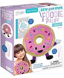 Sew Your Own Foodie Pillow - Donut