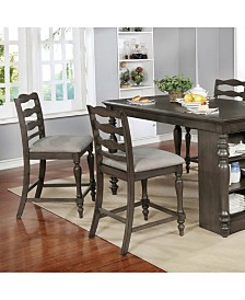 Wilson Counter Height Chairs (Set of 2)