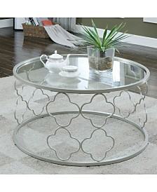 Nelli Glass Coffee Table