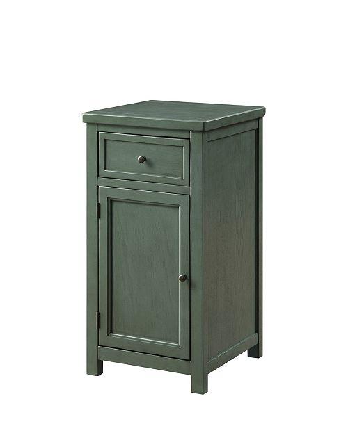 Furniture of America Johana Transitional Side Table