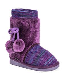 Muk Luk Girl's Delanie Boots