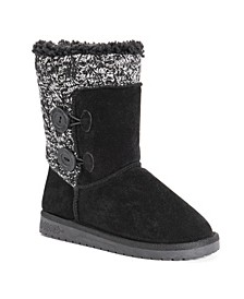 Women's Matilda Cold Weather Cozy Boots