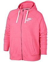 wholesale online temperament shoes special section Pink Nike Hoodies: Shop Nike Hoodies - Macy's