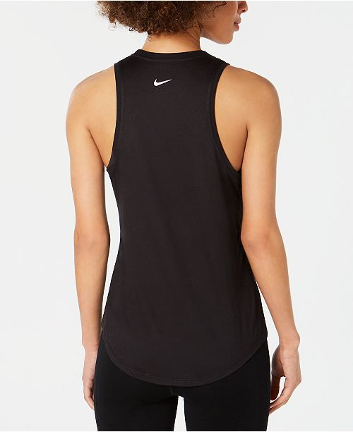 2f64085b0af897 Nike Dry Legend Training Tank Top   Reviews - Tops - Women - Macy s