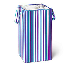 Honey Can Do Rectangular Collapsible Hamper with Handles