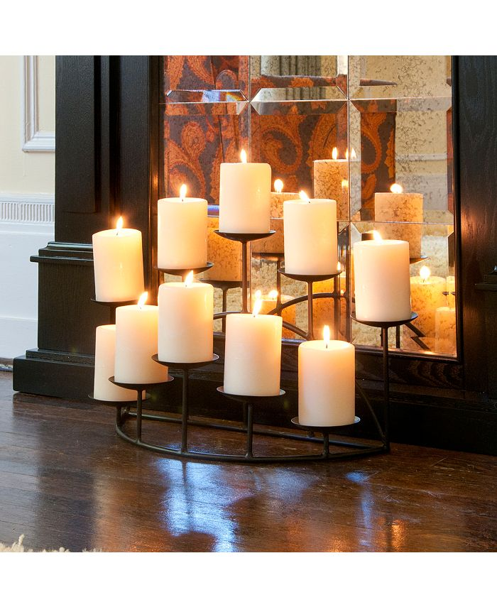 Southern Enterprises - 10 Candle Candelabra