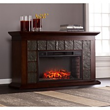 CLOSEOUT! Huntleigh Fireplace, Quick Ship