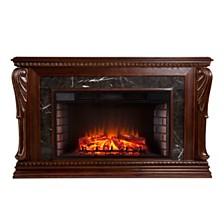 Crandale Fireplace, Quick Ship