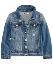 e80334de4 Epic Threads Toddler Girls Cotton Denim Jacket, Created for Macy's