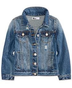 de812322a Girls' Coats and Jackets - Macy's