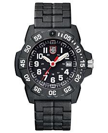 Luminox Navy Seal Watch, Carbon Link Bracelet