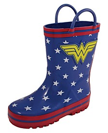 Marvel Youth Wonder Woman Rain Boot