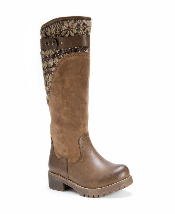 MUK LUKS Womens Kelsey Boots