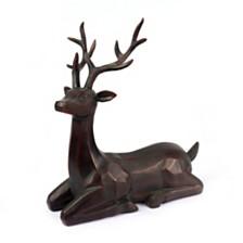 Poly Seating Reindeer