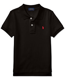 Ralph Lauren Little Boys Pique Polo