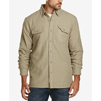 Weatherproof Vintage Men's Fleece Shirt Jacket Deals