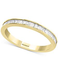 EFFY® Diamond Baguette Band (3/8 ct. t.w.) in 14k Gold