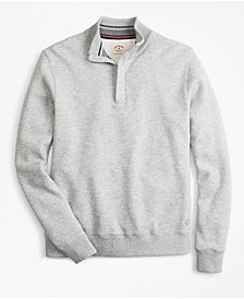 Brooks Brothers Men's Half-Zip Sweater