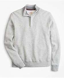 Brooks Brothers Men's Half-Zip Sweater