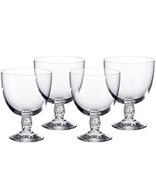 Montauk White Wine, Set of 4
