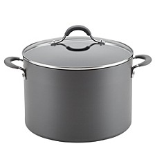 Radiance Hard-Anodized Nonstick Wide 10 Qt Stockpot