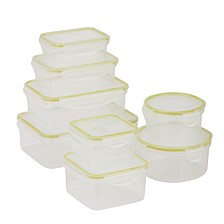 Locking 16-Pc. Food Storage Set