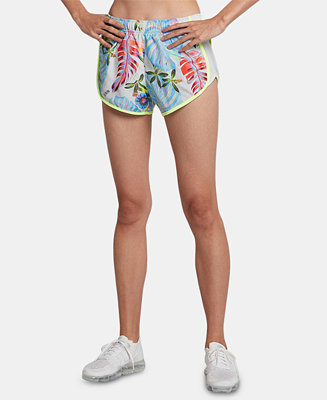la meilleure attitude 2ac92 76ab0 Nike Dry Tempo Ultra-Femme Printed Running Shorts ...