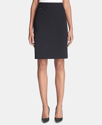 4d15f696ec Calvin Klein Pencil Skirt, Regular & Petite & Reviews - Skirts - Women -  Macy's