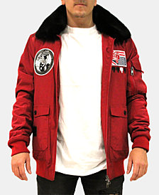 Heritage America Men's Aviator Jacket