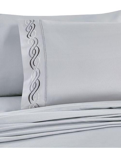 VCNY Home Lafayette 6-Piece Queen Sheet Set