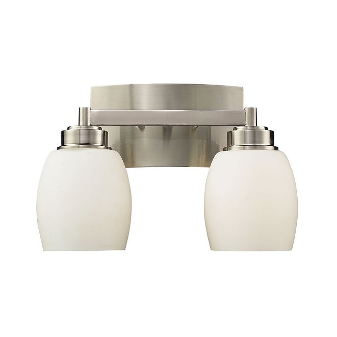 ELK Lighting Northport 2-Light Wb in Satin Nickel