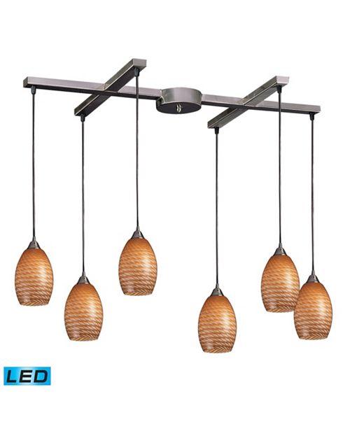 ELK Lighting Mullinello Collection - Cocoa