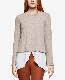 BCBGeneration Layered-Look Sweater