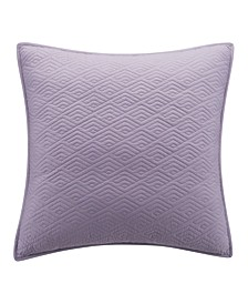Diamond Quilted Euro Sham