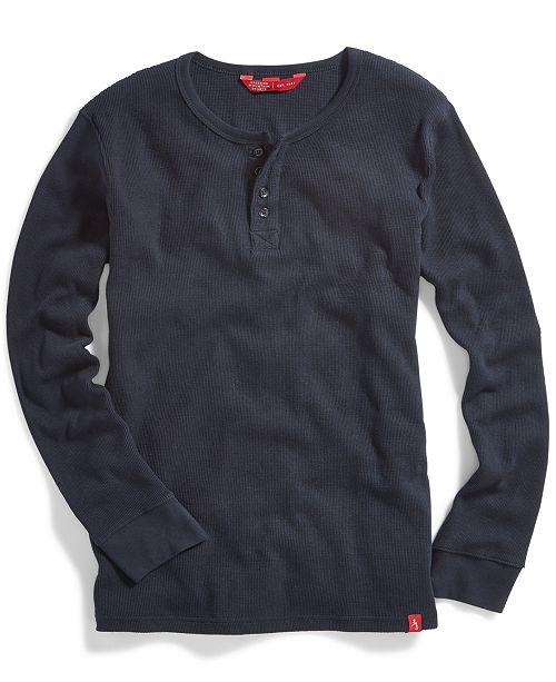 Eastern Mountain Sports EMS® Men's Rowan Thermal Waffle-Knit Henley