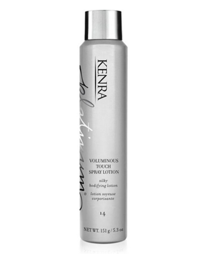 Kenra Professional - Platinum Voluminous Touch Spray Lotion 14, 5.3-oz.