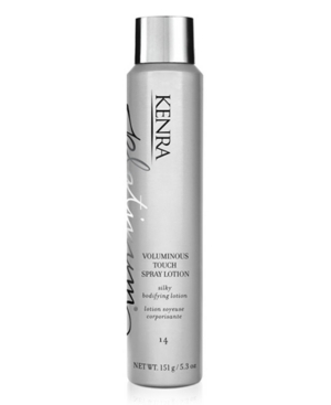 Kenra Professional Platinum Voluminous Touch Spray Lotion 14, 5.3-oz, from Purebeauty Salon & Spa