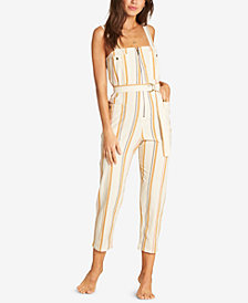 Billabong Juniors' Light The Night Striped Jumpsuit