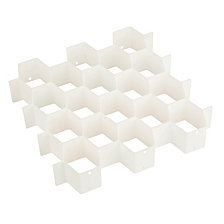 Honey Can Do 32 Compartment Drawer Organizer