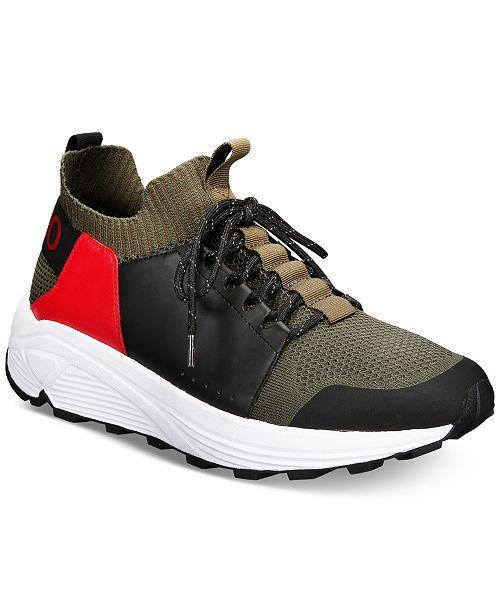 74019be4d83 Hugo Boss HUGO Men s Horizon Nylon Running Sneakers   Reviews ...