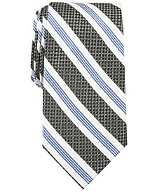 Perry Ellis Men's Nairn Stripe Silk Tie