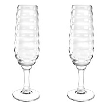 Portmeirion Sophie Conran Champagne Flutes Set of 2