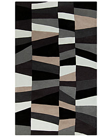 Surya Cosmopolitan COS-9188 Charcoal 8' x 11' Area Rug