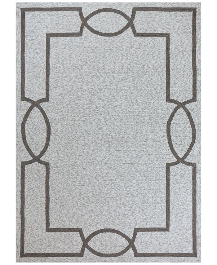 Libby Langdon - Hamptons Madison 7' Indoor/Outdoor Square Area Rug