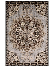 "Surya Paramount PAR-1092 Medium Gray 8'10"" x 12'9"" Area Rug"