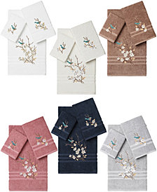 Springtime 3-Pc Towel Set