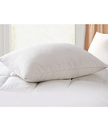 Blue Ridge 240 Thread Count 100% Cotton White Goose Feather Down Pillow