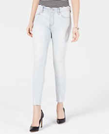 Kendall + Kylie Cotton The Ultra Babe Skinny Jeans