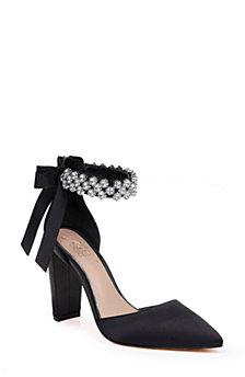 Jewel Badgley Mischka Deirdra Evening Sandals